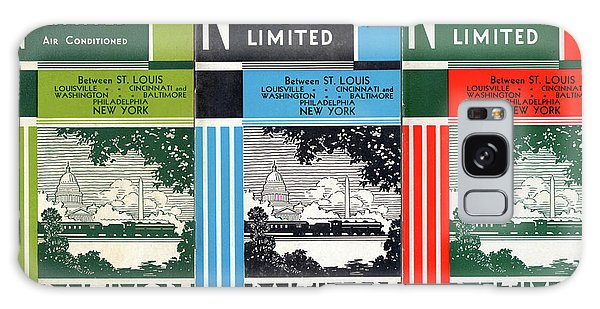 The National Limited Collage Galaxy Case