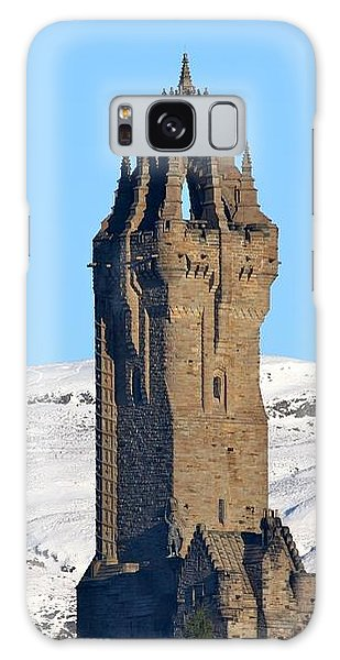 The National Wallace Monument Galaxy Case by RKAB Works