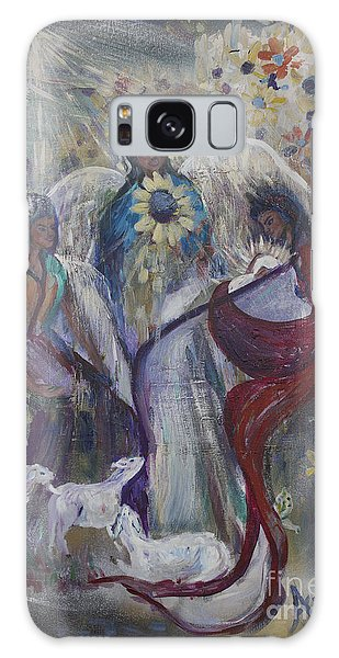 The Nativity Of The Angels Galaxy Case