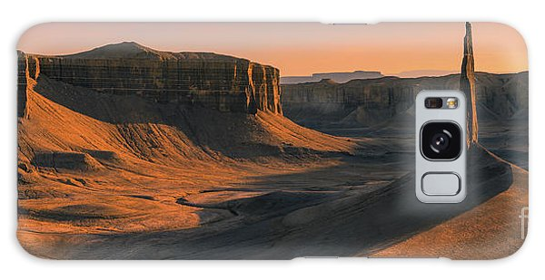 Desert View Tower Galaxy Case - The Needle by Henk Meijer Photography
