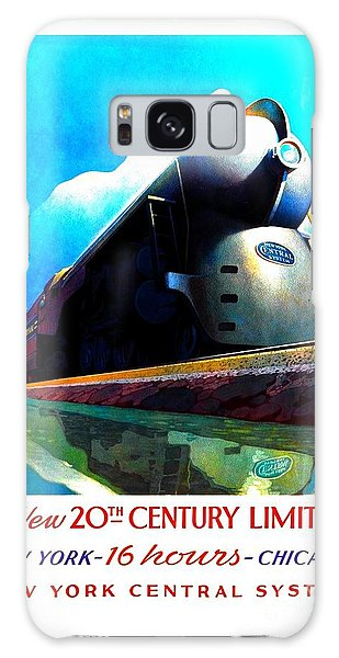 The New 20th Century Limited New York Central System 1939 Leslie Ragan Galaxy Case