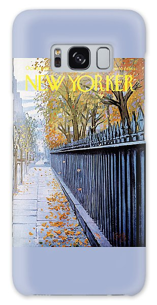 Broadway Galaxy Case - Autumn In New York by Arthur Getz