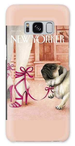 The New Yorker Cover - September 27th, 2004 Galaxy Case