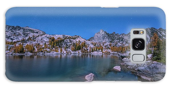 The Night In Leprechaun Lake Galaxy Case