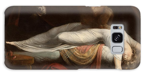 White Horse Galaxy S8 Case - The Nightmare by Henry Fuseli