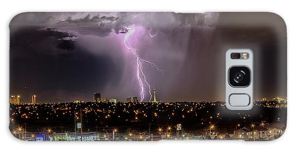 The North American Monsoon Galaxy Case