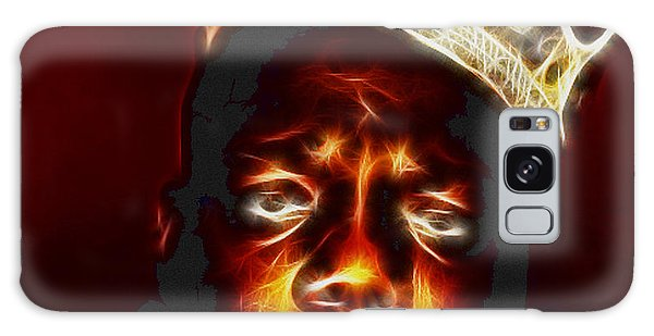 The Notorious B.i.g. - Biggie Smalls Galaxy Case