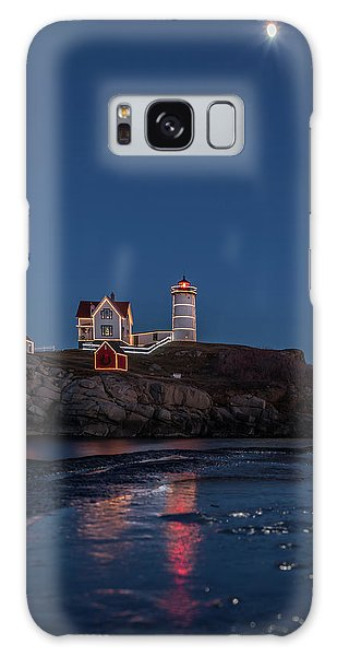 The Nubble Waiting For Snow Galaxy Case