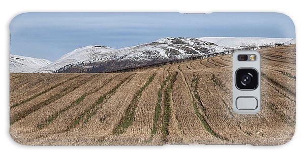 The Ochil Hills In Clackmannanshire Galaxy Case