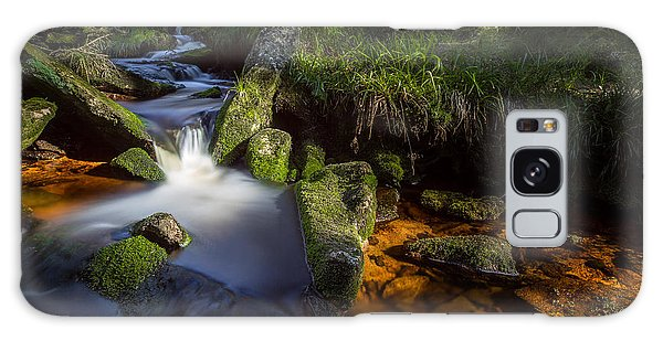 the Oder in the Harz National Park Galaxy Case