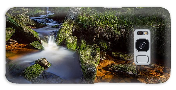 the Oder in the Harz National Park Galaxy Case by Andreas Levi