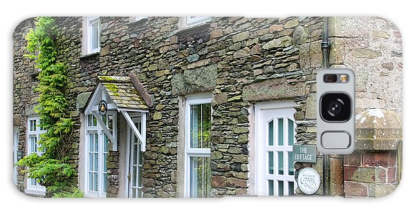 Grasmere Galaxy Case - The Old Bakery Cottage In Grasmere  6725 by Jack Schultz