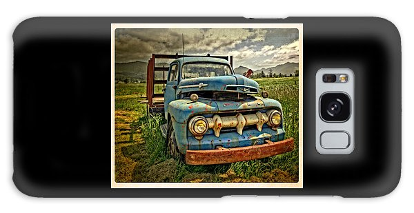 The Blue Classic 48 To 52 Ford Truck Galaxy Case