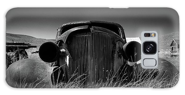 The Old Buick Galaxy Case by Marius Sipa