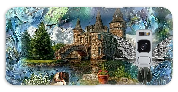 The Old Castle Galaxy Case