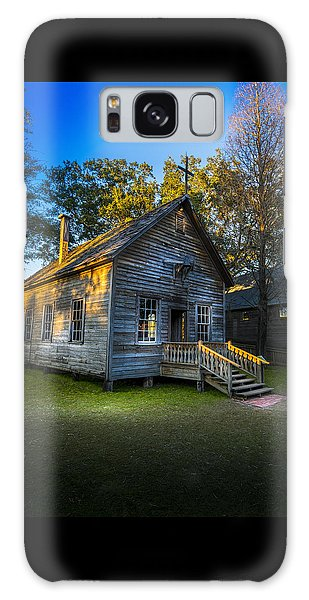 Time Frame Galaxy Case - The Old Church by Marvin Spates