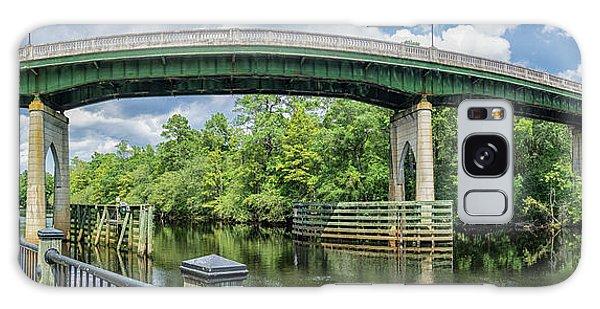 The Old Conway Bridge Galaxy Case