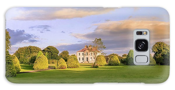 The Old Country House Galaxy Case by Roy McPeak