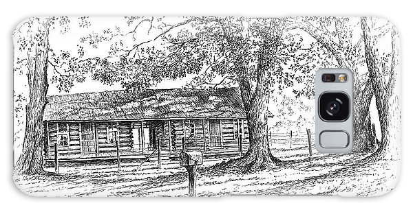 The Old Homeplace Galaxy Case