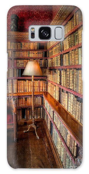 The Old Library Galaxy Case