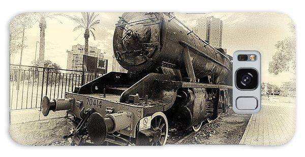 The Old Locomotive Galaxy Case