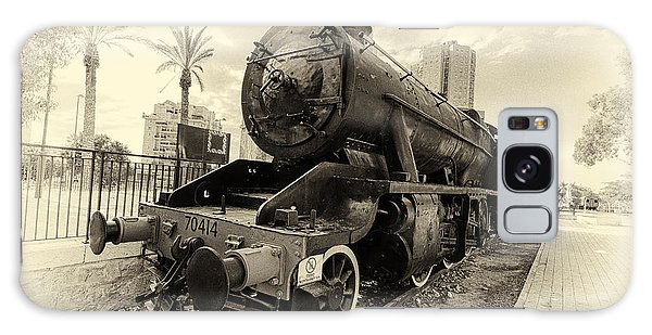 The Old Locomotive Galaxy Case