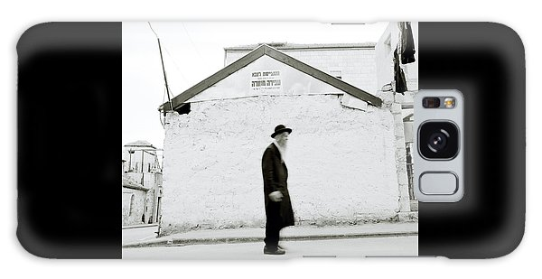 The Old Man Of Mea Shearim Galaxy Case by Shaun Higson