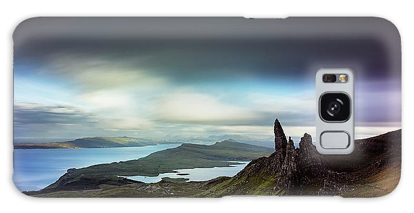 The Old Man Of Storr Galaxy Case