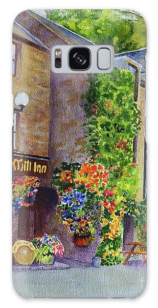 The Old Mill Inn Galaxy Case