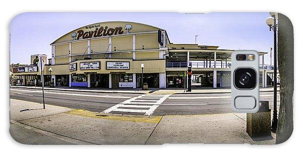 The Old Myrtle Beach Pavilion Galaxy Case