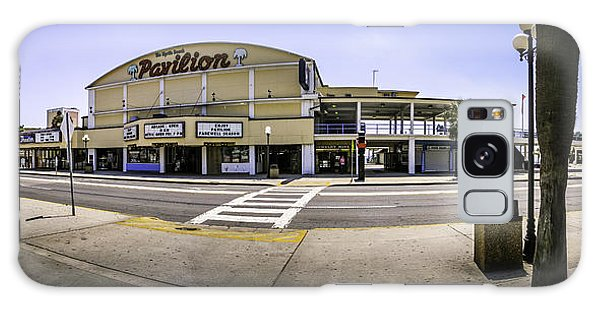 The Old Myrtle Beach Pavilion Galaxy Case