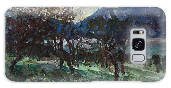 The Old Olive Trees Galaxy Case