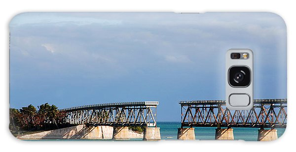 Flagler Galaxy Case - The Old Railroad To The Keys by Susanne Van Hulst