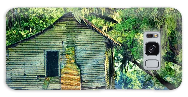 Patina Galaxy Case - The Old Slaves Quarters by Jan Amiss Photography