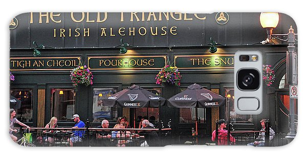 The Old Triangle Alehouse Galaxy Case