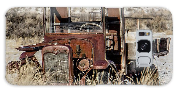The Old Truck Galaxy Case