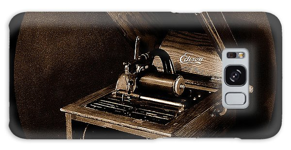 The Old Victrola Galaxy Case
