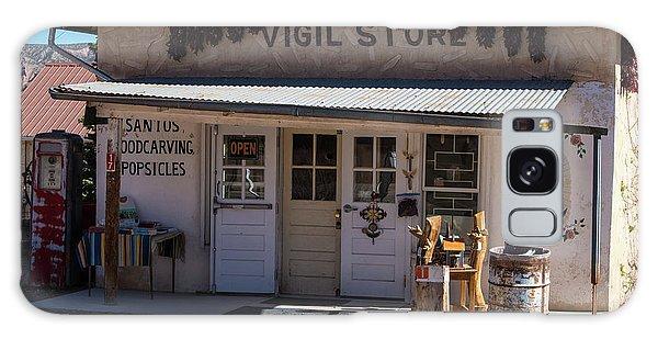 Old Vigil Store In Chimayo Galaxy Case