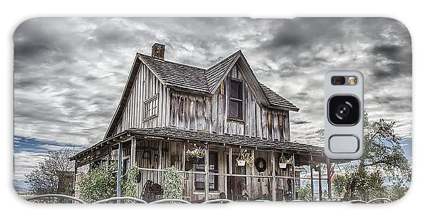 The Old Wood House Rogue Valley Oregon Galaxy Case