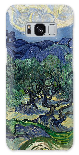 The Olive Trees Galaxy Case