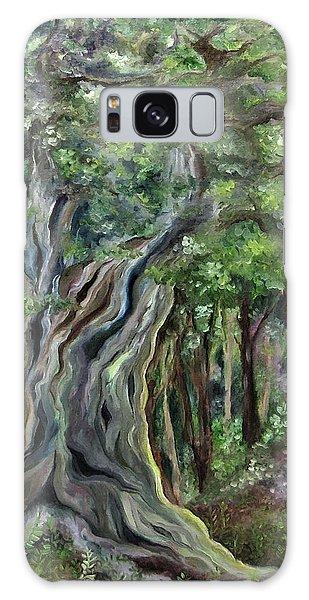 The Om Tree Galaxy Case