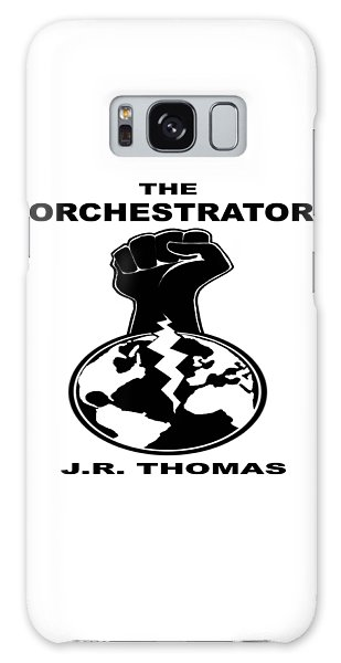 Galaxy Case featuring the digital art The Orchestrator Cover by Jayvon Thomas