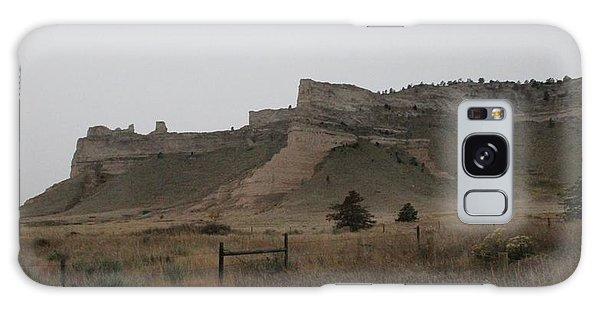 The Oregon Trail Scotts Bluff Nebraska Galaxy Case