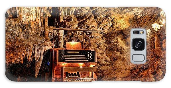 The Organ In Luray Caverns Galaxy Case by Paul Ward