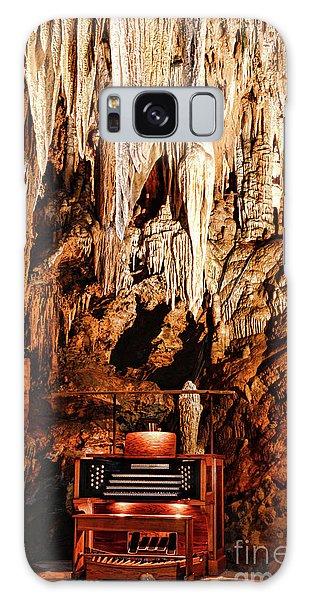 The Organ In The Cavern Galaxy Case by Paul Ward
