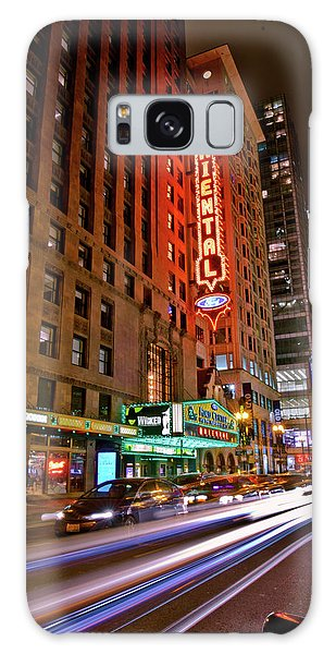 The Oriental Theater Chicago Galaxy Case