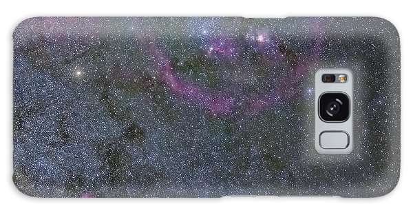 The Orion Complex Galaxy Case
