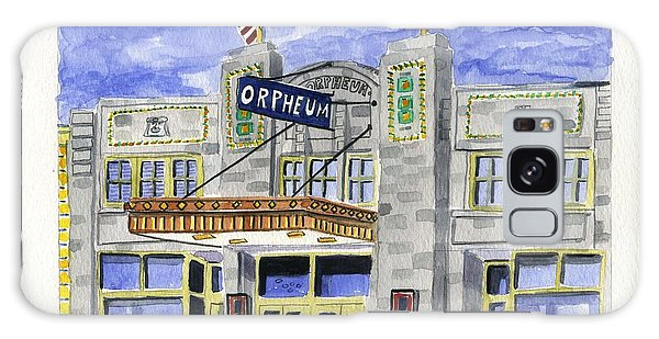 The Orpheum Galaxy Case