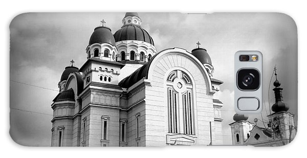The Orthodox Cathedral And The Saint John The Baptist Church Galaxy Case