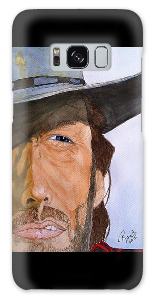 The Outlaw Josey Wales Galaxy Case by Rand Swift
